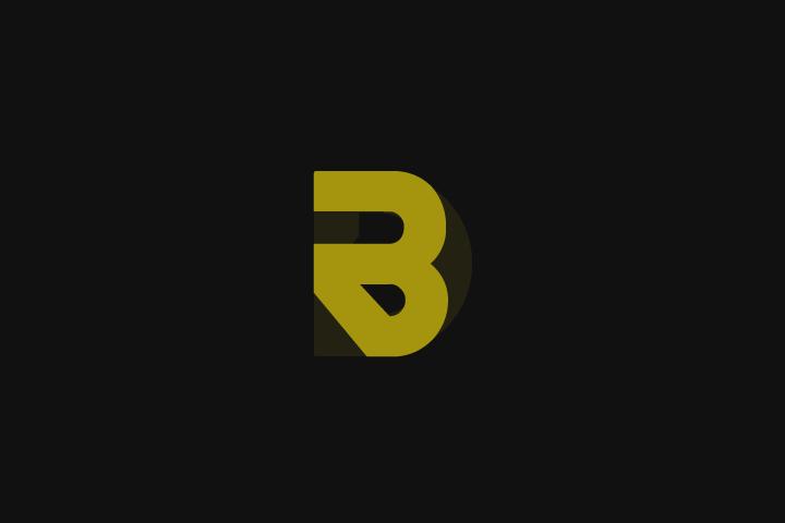 Blog DRF Designer arte post black yellow - Nova Marca do Blog DRF Designer - Logotipo, tipografia e cores